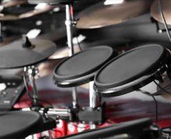 電子ドラムの画像
